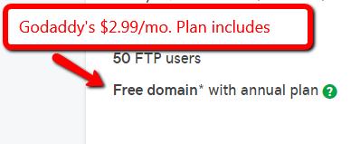Godaddy-free-domain