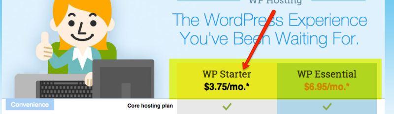 fatcow wprdpress hosting