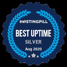 Best-Uptime-Silver