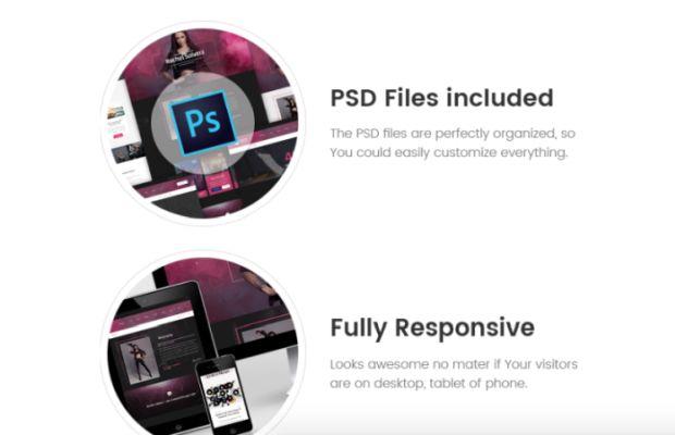 Flicker features