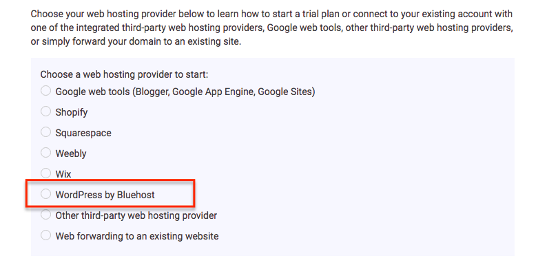 third-party-providers-BlueHost-Google-Domains