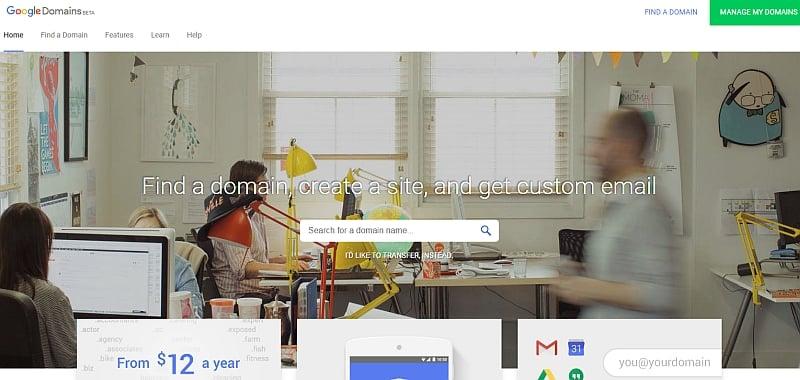 google-domain-banner