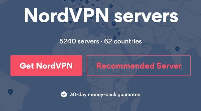 nordvpn-servers