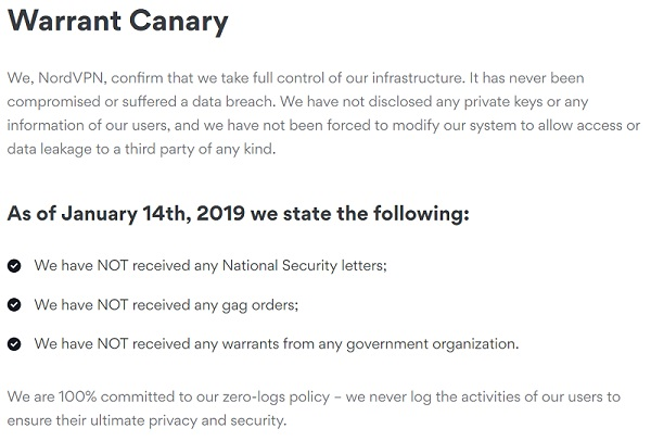 nordvpn-warrant-canary