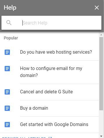 Google Domains vs GoDaddy: We'll Give You The Facts, Give Us