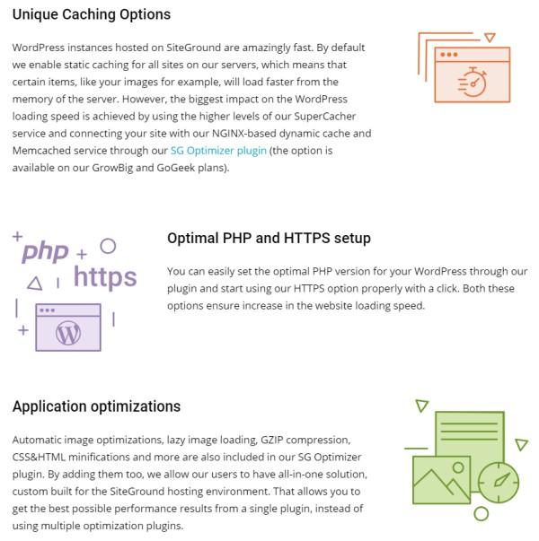 siteground wordpress performance boost