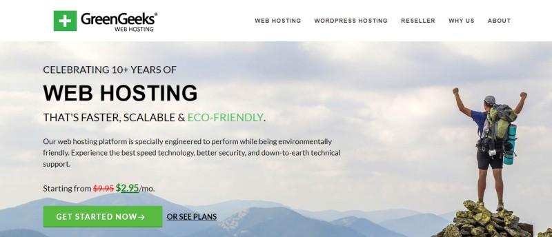 GreenGeeks Banner