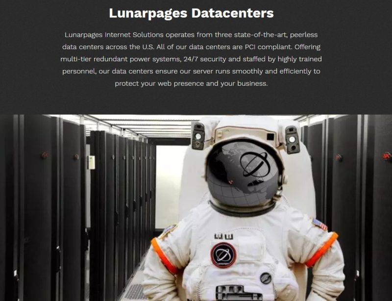 lunarpages security