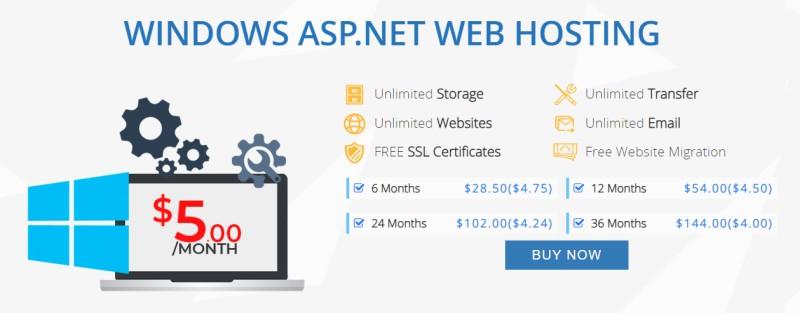 interserver asp.net