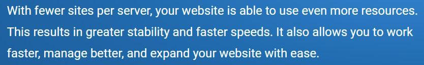 hostwinds business web