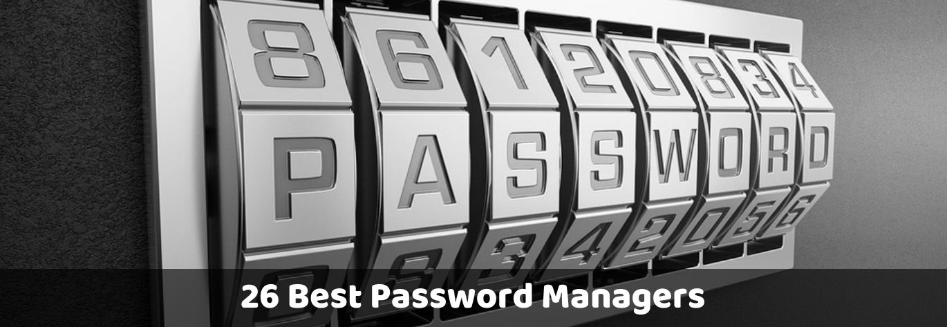 26 best password managers