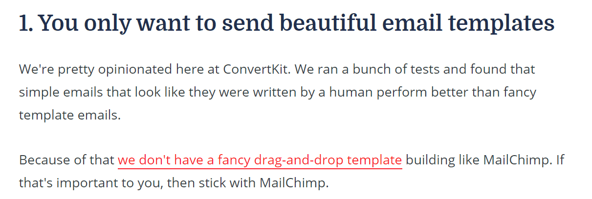 convertkit features template2