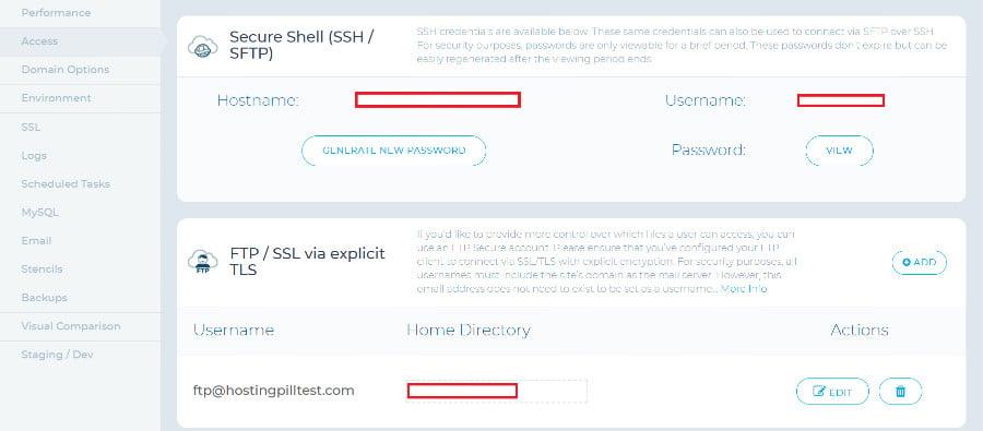 liquid web-features-access