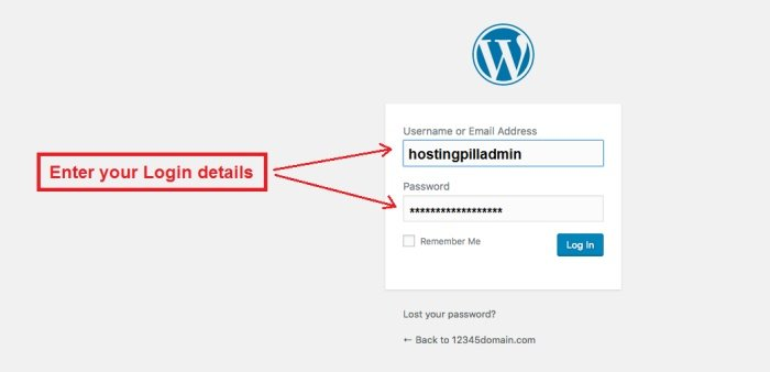 1 - Login for WordPress copy