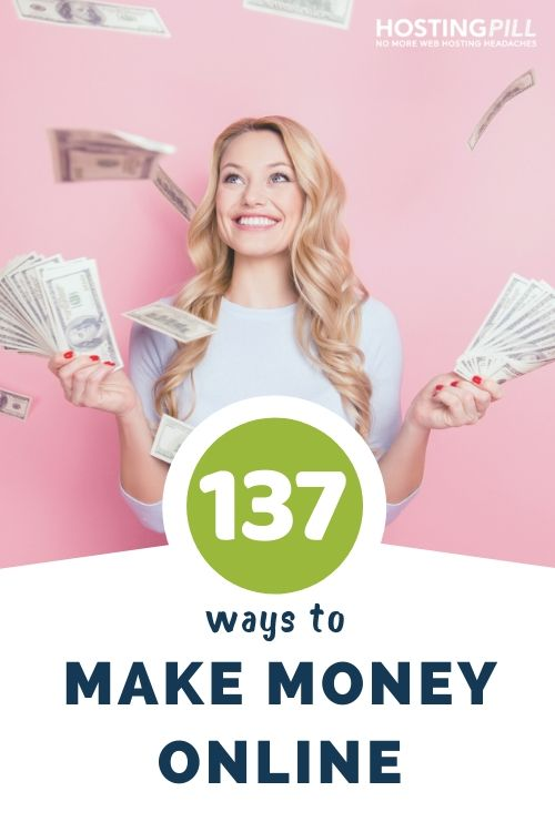 137 Ways to Make Money Online