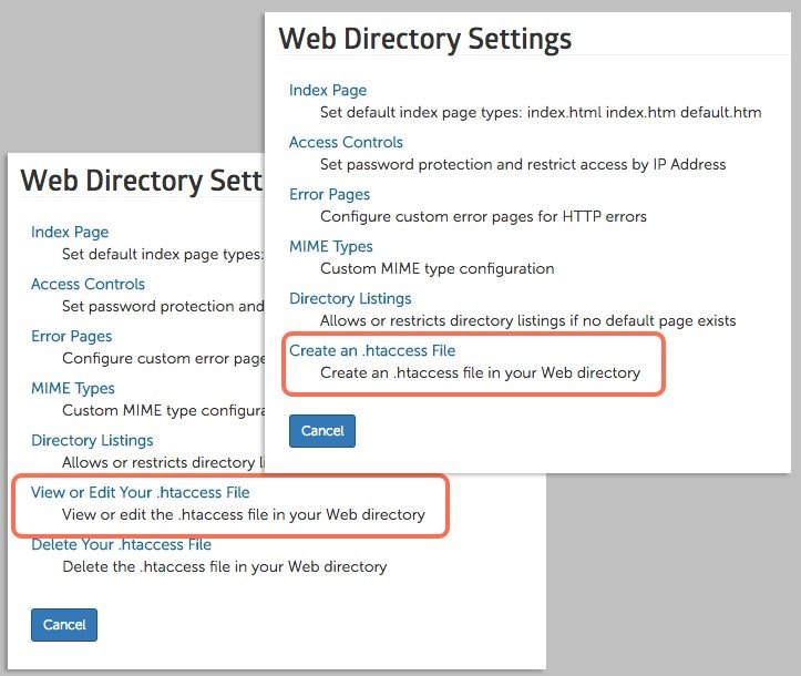 301 redirect htaccess