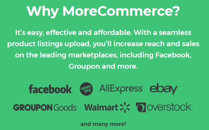 MoreCommerce