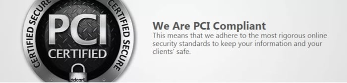 PCI DDS compatible con Plynt Certified 3DCart