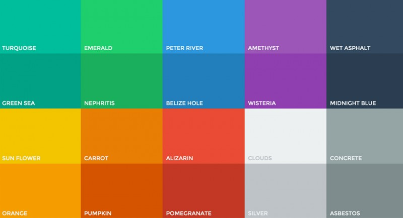 Color psychology website