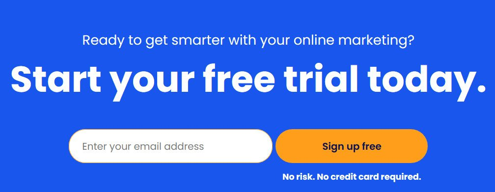 Constant Free Trial