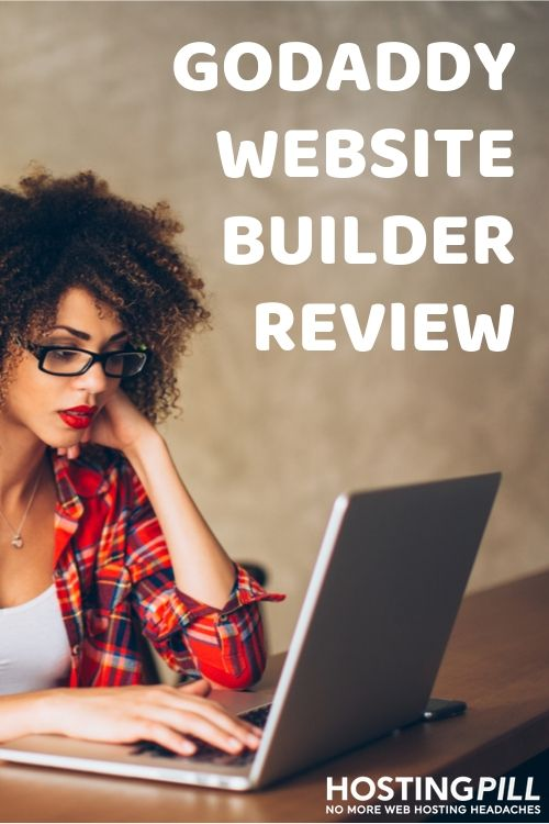 godaday website builder review