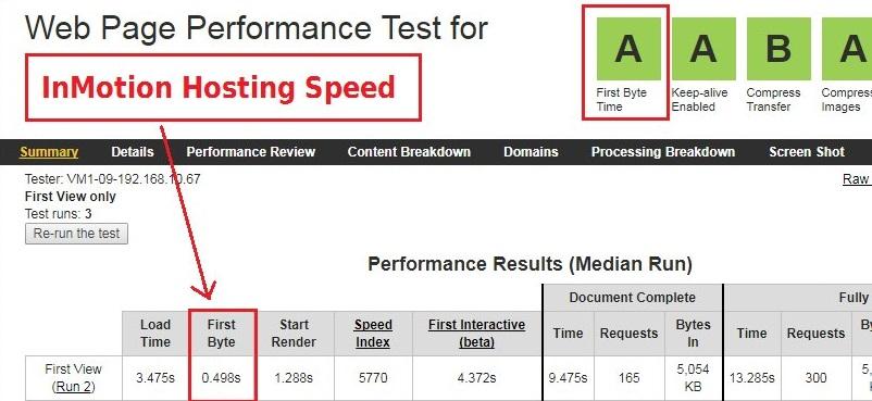 inmotion-servidor-velocidad-rendimiento