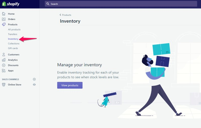 manage your inventory 2
