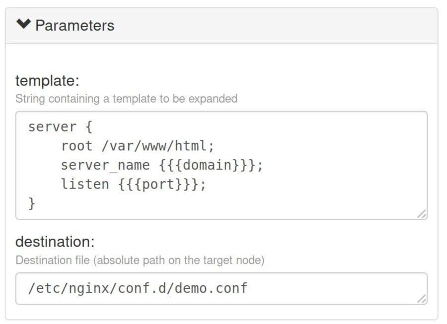 ngix parameters