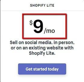 shopify-Lite