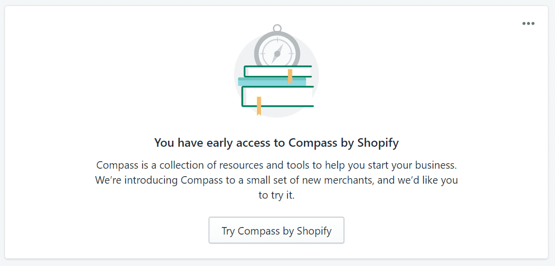shopify support compass