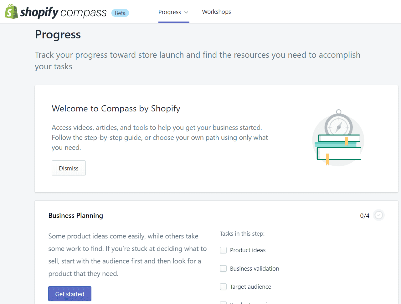 shopify support compass2