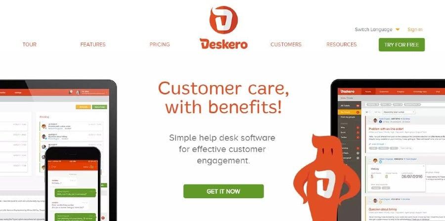 Help Desk & Ticketing Software