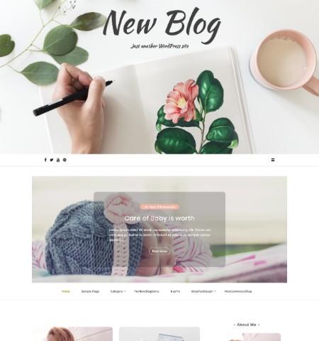 Titun Blog