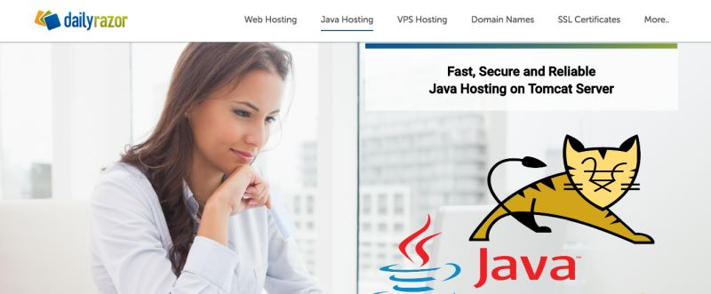 dailyrazor java hosting