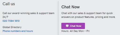 godaddy customer support