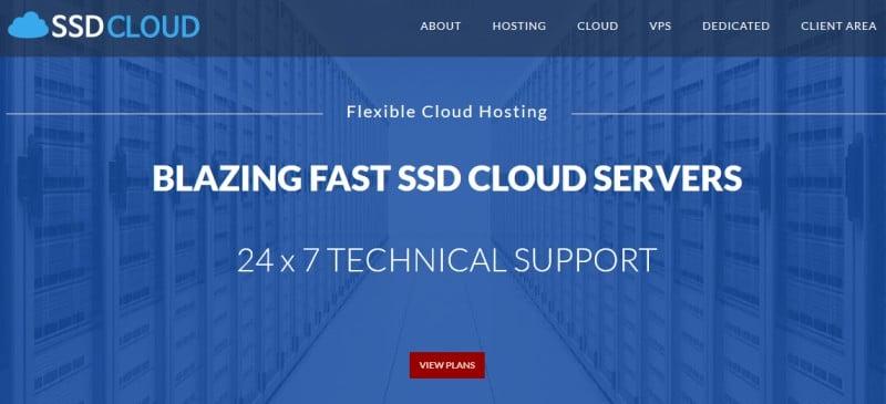 Nube de SSD