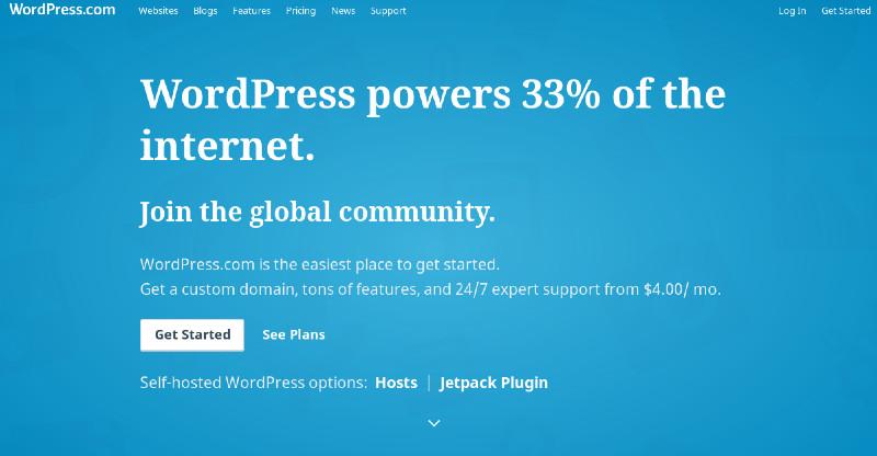 banner de wordpress com