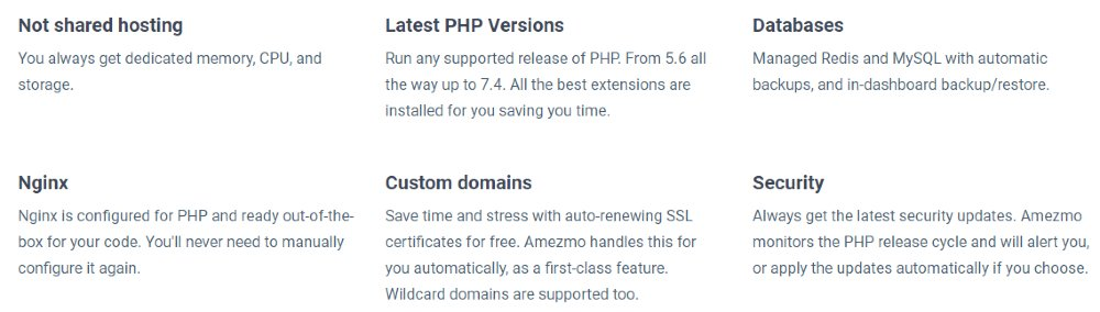 PHP Servers for Modern Applications