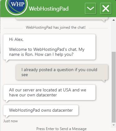 WebHosting Pad-Reliable and Secure Web Hosting _ WebHostingPad
