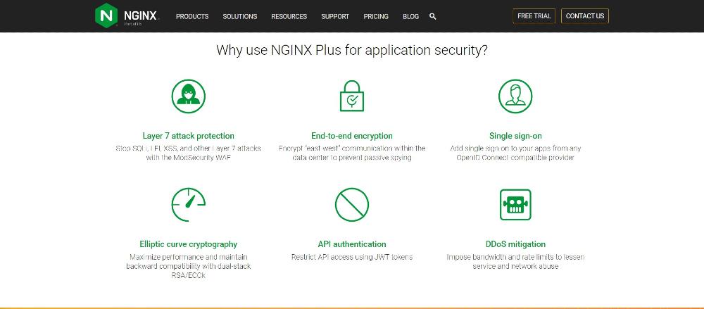 NGINX security