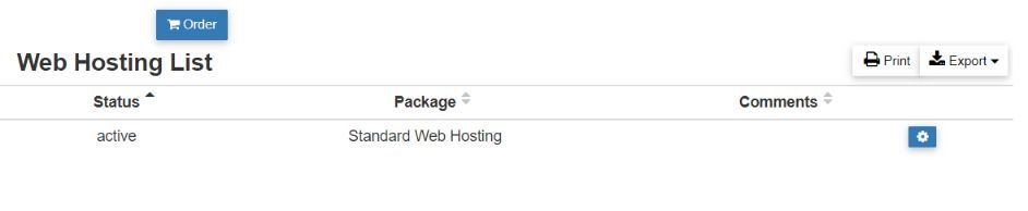 interserver web hosting list