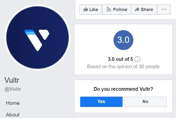 vultr Cons