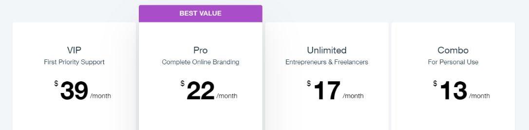 wix-pricing