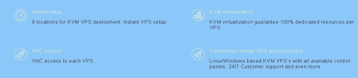Bluevps features