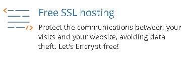 Dinahosting free ssl hosting