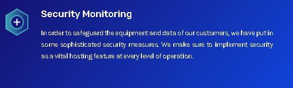 HostNoc security