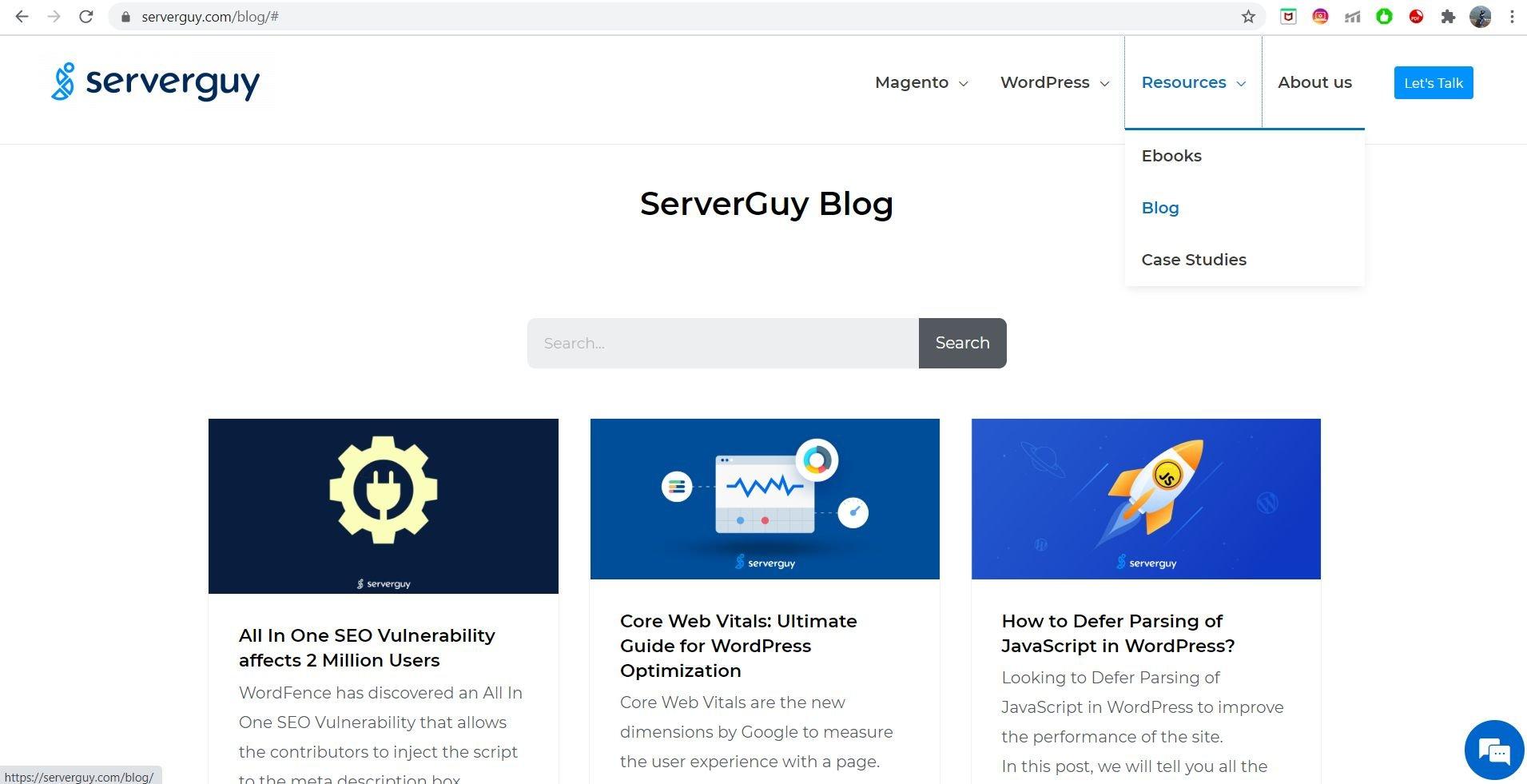 ServerGuy ease of use