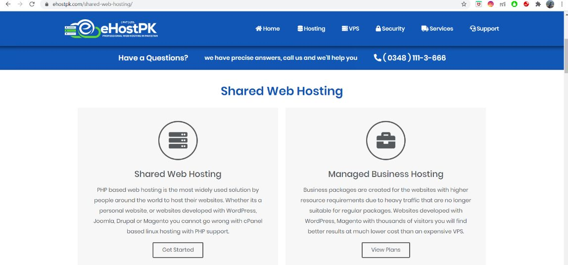 eHostPK-shared-web-hosting