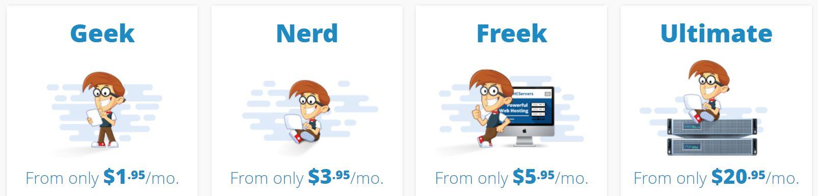 thc servers-web hosting-prices