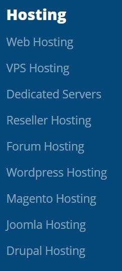 thcservers-hostingtypes